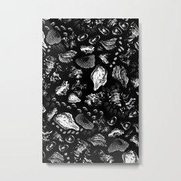 Tree Knots Metal Print