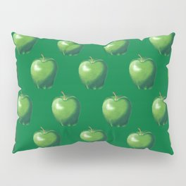 Green Apple_B Pillow Sham