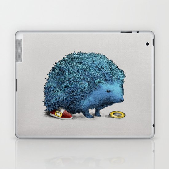 Sonic (color option) Laptop & iPad Skin