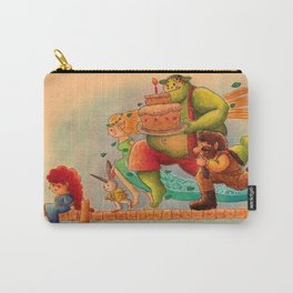 The Upset Princess Carry-All Pouch