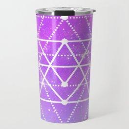 Sacred Geometry (Sri Yantra) Travel Mug