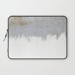 Painting on Raw Concrete Laptop Sleeve