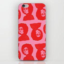 Kara Pattern iPhone Skin