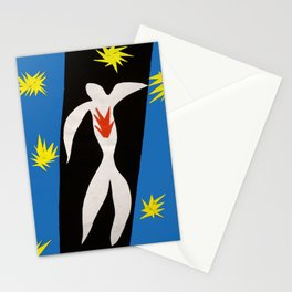 The Fall of Icarus, Henri Matisse Stationery Cards