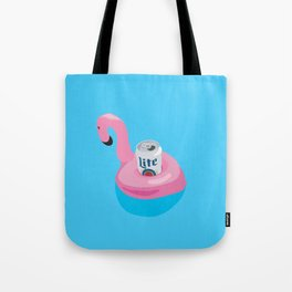FLAMINGO LITE Tote Bag