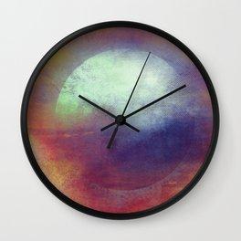 Circle Composition Wall Clock