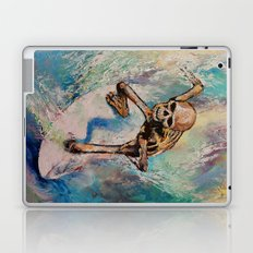 Surfer Laptop & iPad Skin