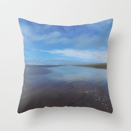 Always the Ocean Pt.2 Throw Pillow