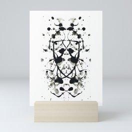 Rorschach`s Wife Mini Art Print