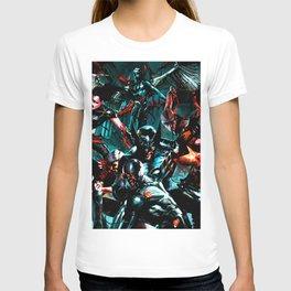 kill all evil T-shirt