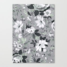 Flowers -a55 Canvas Print