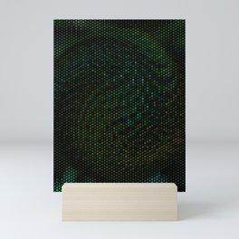 Abstract 59403 Mini Art Print