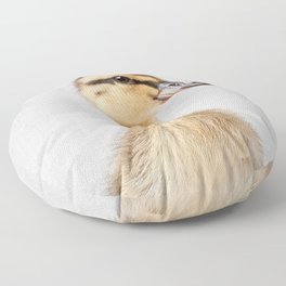 Duckling - Colorful Floor Pillow