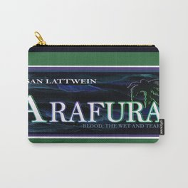 Arafura - Blood, The Wet and Tears Carry-All Pouch