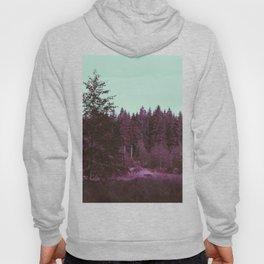 Purple forest Hoody
