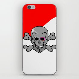 Jolly Roger iPhone Skin
