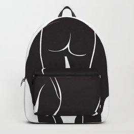 Woman Chick Backpack