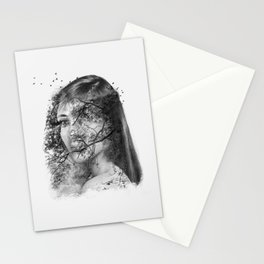The beautiful mutation Stationery Cards