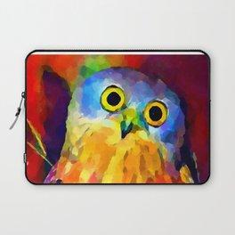 Barking Owl Laptop Sleeve