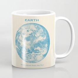 Third Planet  Coffee Mug