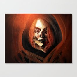 Ghost from the Past Canvas Print