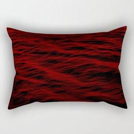SEA OF BLOOD Rectangular Pillow