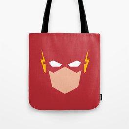 Flash Superhero Tote Bag