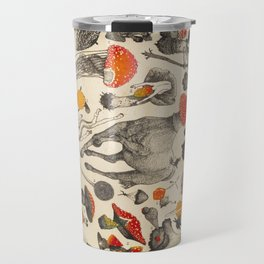 Magic & Mushrooms Travel Mug