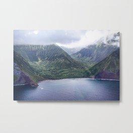 Hidden Hawaii Metal Print