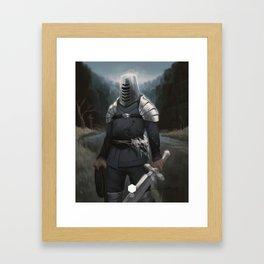 Inquisitor Framed Art Print