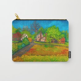 Starr From the Upstairs Window Carry-All Pouch