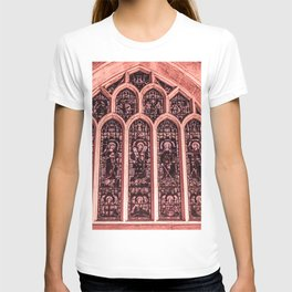 Moses - Stained Glass Art T-shirt