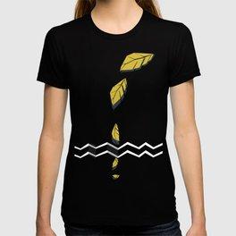 Meraki Fall [Gold Noir] T-shirt