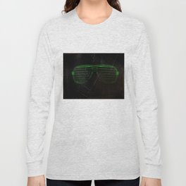 Electro Glasses Long Sleeve T-shirt