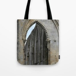 Glastonbury Abbey 2 Tote Bag