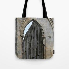 Glastonbury Abbey 2 Tote Bag
