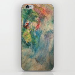 """""""Every Other Week"""" Acrylic Abstract iPhone Skin"""