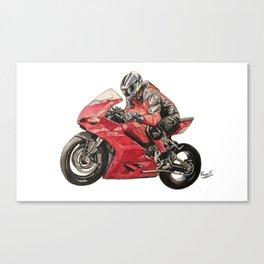 959 Panigale Canvas Print