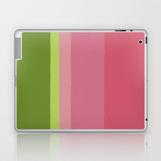 Abstract Watermelon Laptop & iPad Skin