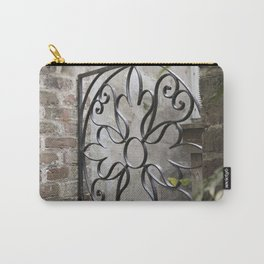 Charleston Back Garden Gate Carry-All Pouch