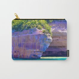 Michigan's Pictured Rocks Carry-All Pouch