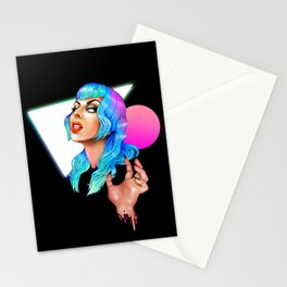 Little Enigma Monster Stationery Cards