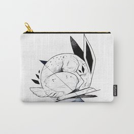 RABBIT INKTOBER Carry-All Pouch