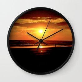 REFLEX-RELAX Wall Clock