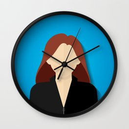 Viuva Negra Wall Clock