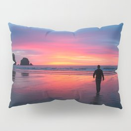 Into the Sunset Pillow Sham