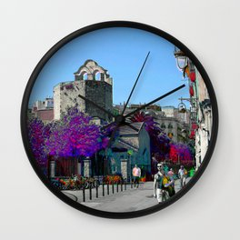 Could it ever be considerate to loathe wonderment? Wall Clock