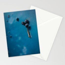 Wild Berries After Rain Stationery Cards