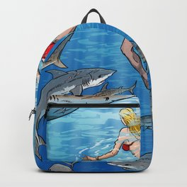 Below The Surface! Backpack