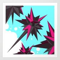 stellation Art Print